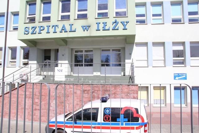 Szpital powiatowy w Iłży dostał ponad 3 miliony złotych rządowej dotacji na wyposażenie między innymi bloku operacyjnego. Od Urzędu Marszałkowskiego zaś dostanie nowy, wyposażony ambulans.