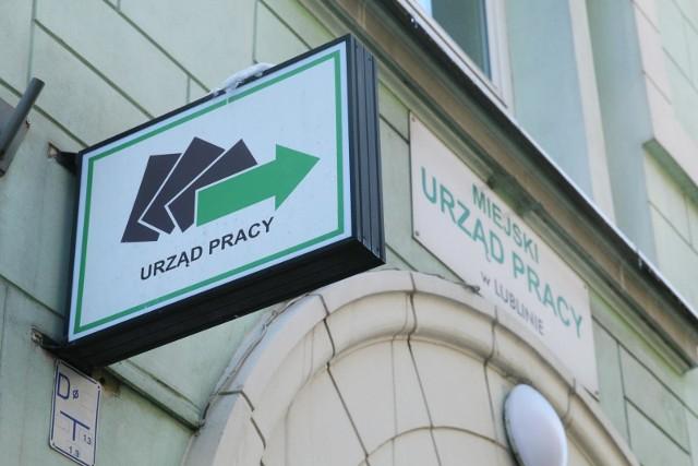 Na zdjęciu: Miejski Urząd Pracy w Lublinie