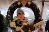 Trwa Jarmark Bożonarodzeniowy w Chojnicach. Króluje rękodzieło [zdjęcia, wideo]