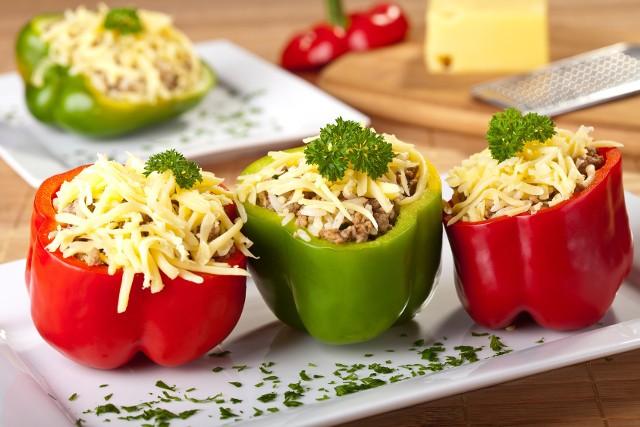 Nie masz pomysłu na obiad? Zrób faszerowane warzywa!