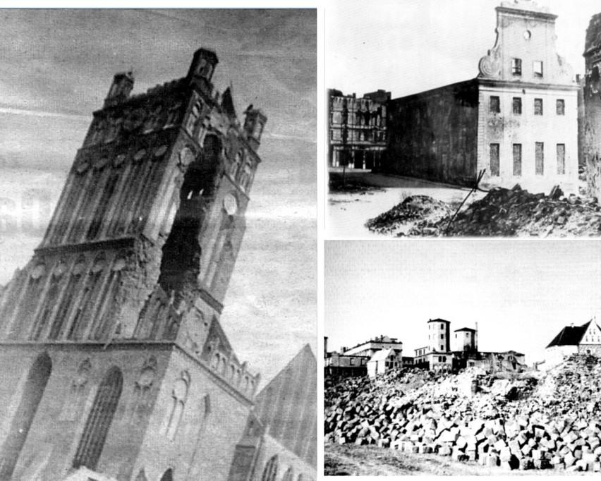 Świętujemy 75 lat polskiego Szczecina. Zobacz unikatowe zdjęcia miasta. To widzieli pierwsi osadnicy