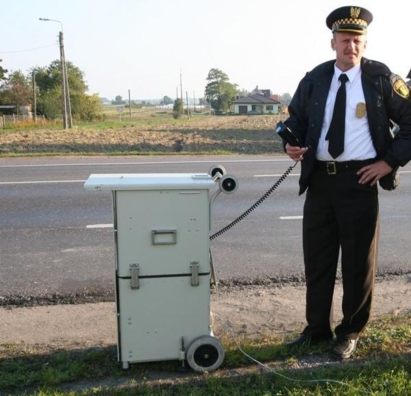 Fotoradary straży miejskich i gminnych stały się postrachem kierowców