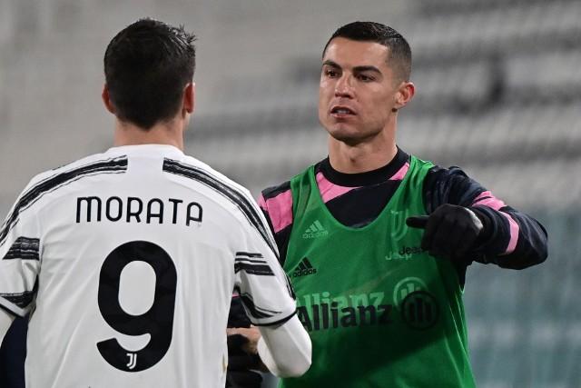 """Juventus przed rewanżem z FC Porto. """"Ronaldo jest kluczowy, ale Morata niezbędny""""."""