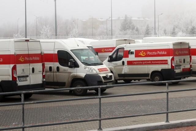 Poczta Polska zawiesza przesyłki do Chin.