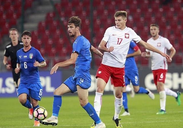 We wrześniu młodzi Polacy ulegli w Łodzi Włochom 0:3