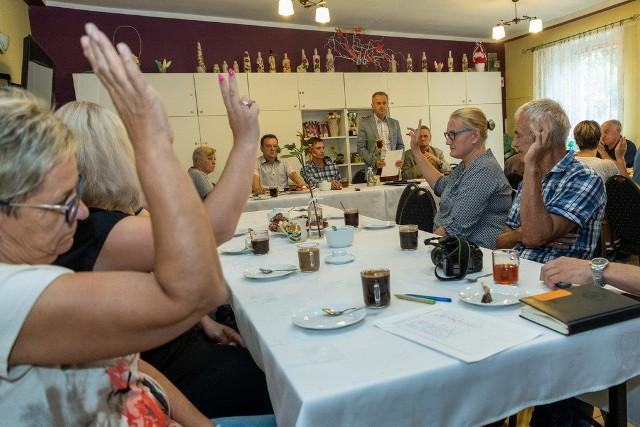 Mieszkańcy Wilkowa i Wałdówka podczas zebrań sprawozdawczo-wyborczych wybrali nowych sołtysów