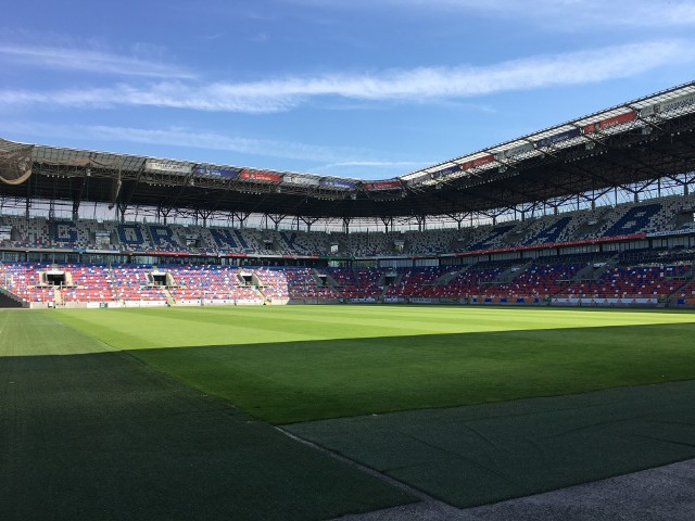 Zakaz stadionowy dla kibica z Gliwic