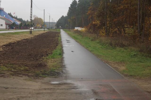 W poprzednich latach dzięki wsparciu LGD Dolina Drwęcy, wykonano kilka inwestycji m.in. na terenie Golubia-Dobrzynia, w tym fragment ścieżki rowerowej przy ulicy Lipnowskiej