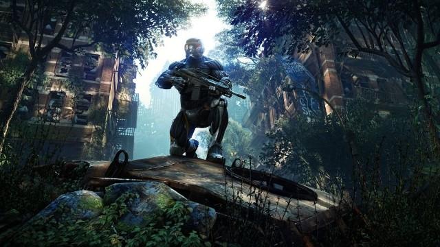 Crysis 3Crysis 3, czyli połączenie dżungli z części pierwszej i miasta z części drugiej.