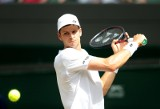 Hubert Hurkacz przegrywa w Wiedniu z Andy'm Murray'em, ale nie traci szans na awans do ATP Finals