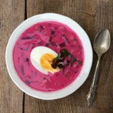 Botwinka - przepis na zupę z botwiny. Zupa botwinka i chłodnik [PRZEPISY]