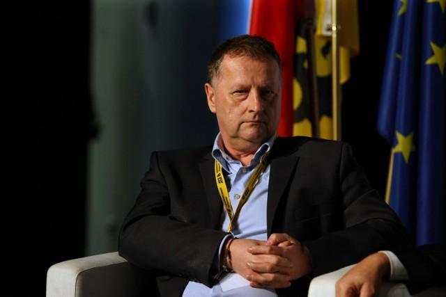 Robert Raczyński, lider Bezpartyjnych Samorządowców.