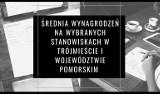 Zarobki na Pomorzu. Ile wynosiło średnie wynagrodzenie w Gdańsku i woj. pomorskim w 2018? Sprawdźcie pensje w tych zawodach! RAPORT