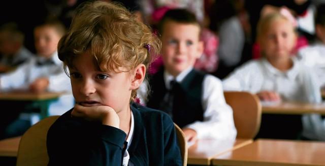 Sześciolatki wciąż nie wiedzą, czy ich nauka w szkole to przywilej czy obowiązek