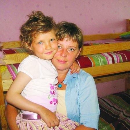 - Uśmiech na twarzy mojej córeczki Ani jest dla mnie najważniejszy - mówi ełczanka Renata Maciorowska