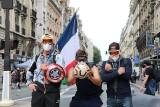 Paryż, Rzym, Ateny: Świat ma dosyć blokad i covidowych przepustek. Demonstracje i starcia z policją