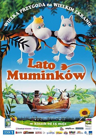 Lato Muminków w Ostrowi
