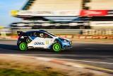 Pierwszy tego typu polski samochód elektryczny do rallycrossu