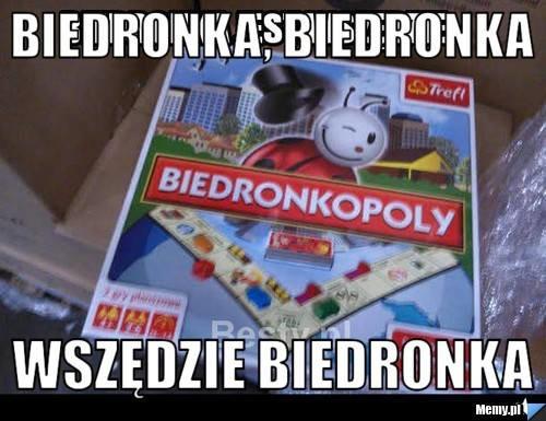 Codziennie niskie ceny, czyli najlepsze memy o Biedronce....