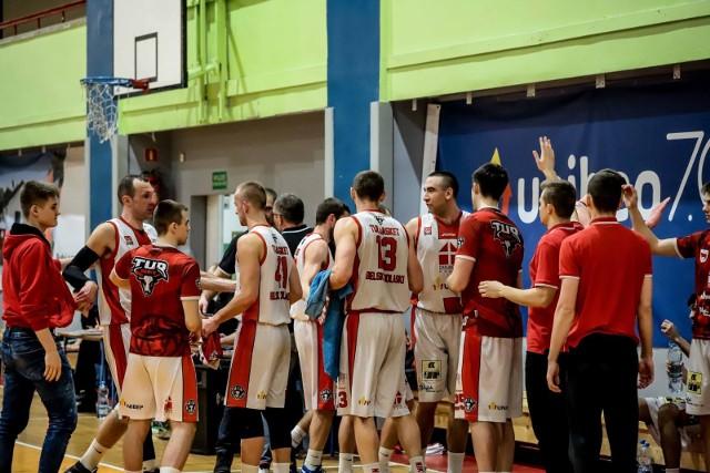 Koszykarze Tura zagrają w ćwierćfinale play-off
