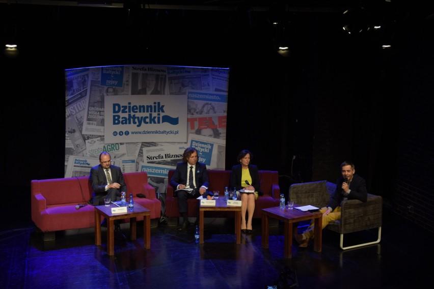 Debata kandydatów na prezydenta w Sopocie [3.10.2018]