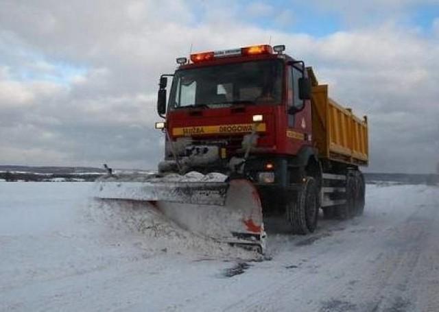 Drogowcy na terenie powiatu radomskiego są już przygotowani do zimy.