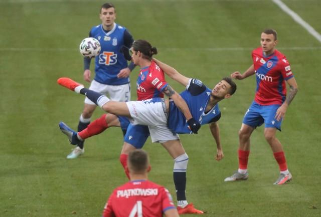 Lech Poznań w tym sezonie zremisował przy Bułgarskiej w ekstraklasie z Rakowem 3:3. Mecz w Fortuna Pucharze Polski zapowiada się więc bardzo ciekawie