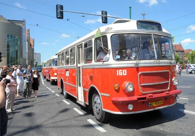 Zabytkowe pojazdy MPK Poznań na zdjęciach naszych fotoreporterów.Następne zdjęcie------------>