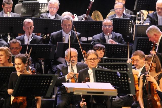 Koncert inauguracyjny w Pałacu Kultury Zagłębia