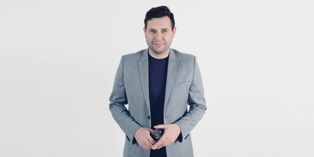 Tomasz Gibas, założyciel Coders Center
