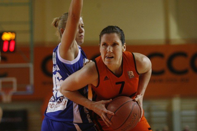 Belinda Snell - 13 punktów dla CCC