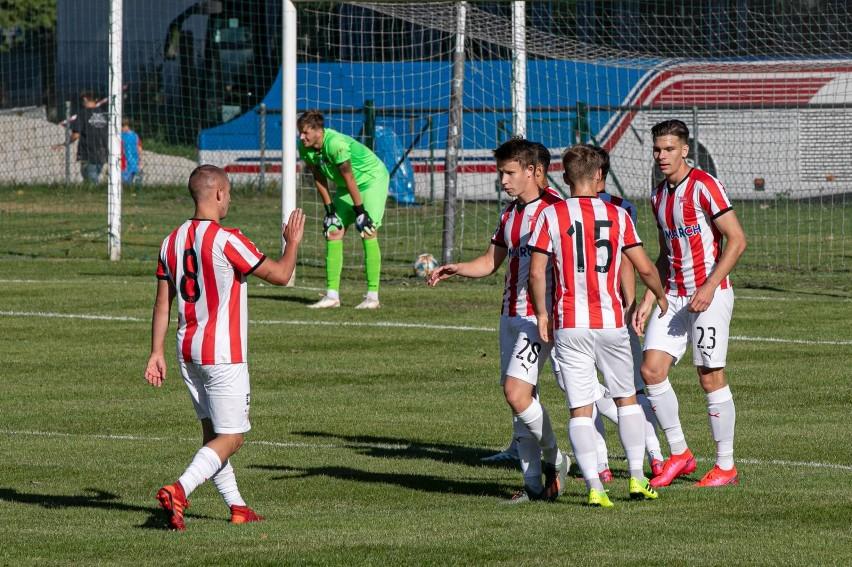 Cracovia II przegrała trzeci mecz