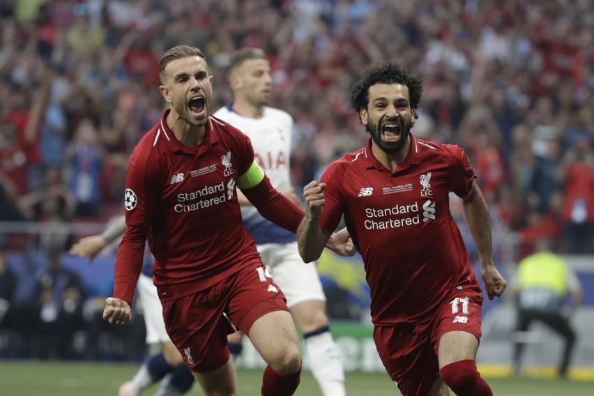 Zwycięski finał Ligi Mistrzów mógł być ostatnim występem Mohameda Salaha w barwach Liverpoolu