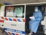 """""""Covidowa"""" komisja wyborcza w Grudziądzu. Jej członkowie pracują w szpitalu i izolatorium"""