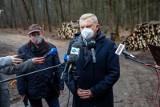 Białystok. Przed debatą w sprawie lotniska na Krywlanch prezydent składa Lasom Państwowym propzycję wymiany gruntów leśnych