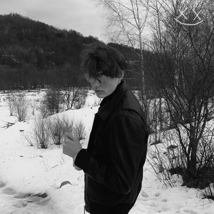Karol Krupiak ma 18 lat i uczy się w klasie maturalnej I LO...