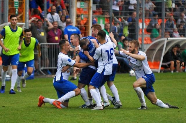 Przedstawiciele Opolszczyzny radzili sobie w 1. kolejce 3 ligi ze zmiennym szczęściem.