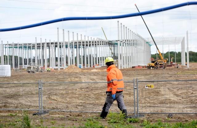 TJX Europe uruchamia swoje centrum dystrybucyjne w Sulechowie.