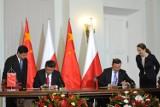 Prezydent Chin w Polsce. Jinping: Mam nadzieję, że Polska stanie się bramą do Europy dla Chin