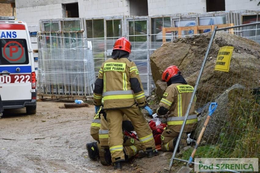 Tragedia na budowie w Szklarskiej Porębie