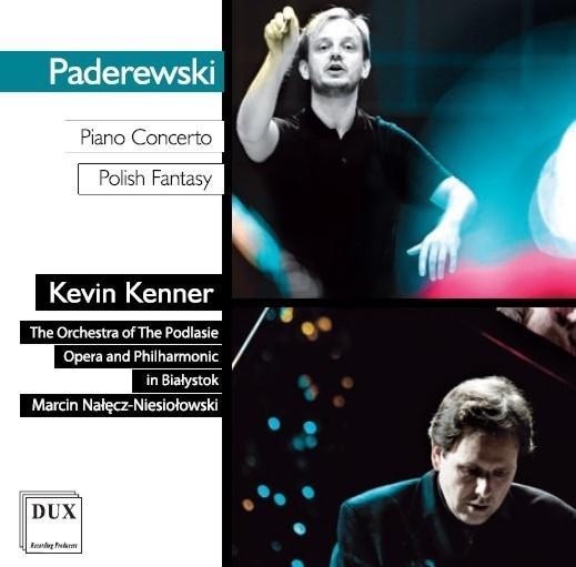 Na płycie znalazł się Koncert fortepianowy a-moll op. 17 i Fantazja polska gis-moll op. 19.