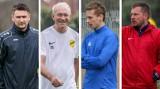 IV liga piłkarska. Trenerzy drużyn z grupy zachodniej. Sezon 2021/2022 [ZDJĘCIA]