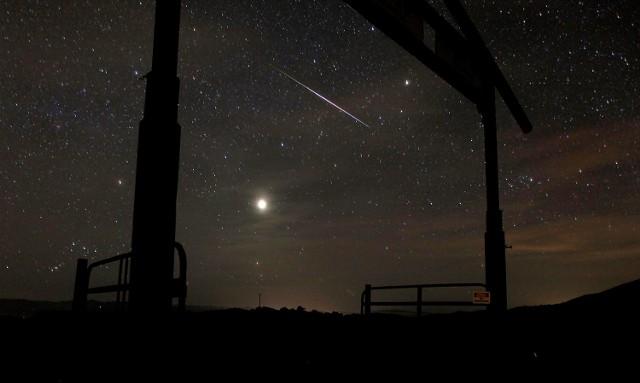 Dziś noc spadających gwiazd. Pomyśl życzenie