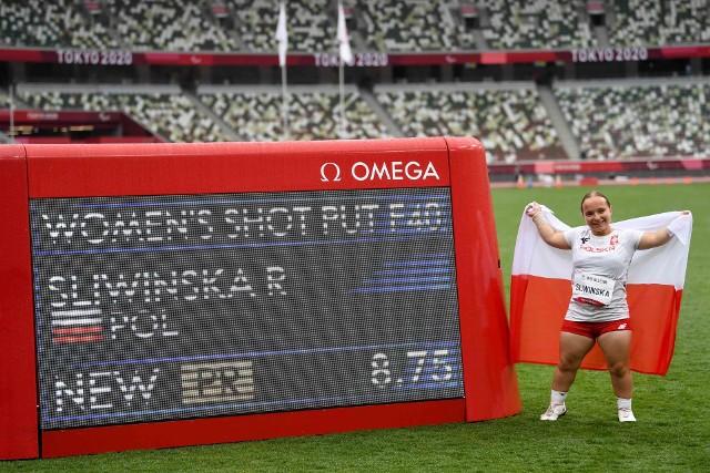 Renata Śliwińska ze Startu Gorzów mistrzynią paraolimpijską w Tokio