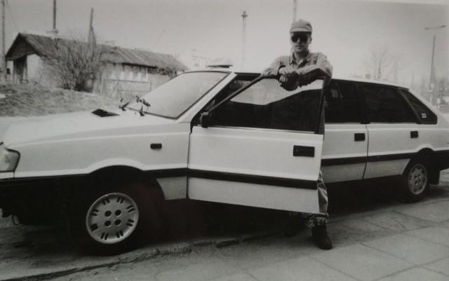 Czy włocławska taksówka to zaginiony święty Graal motoryzacji?