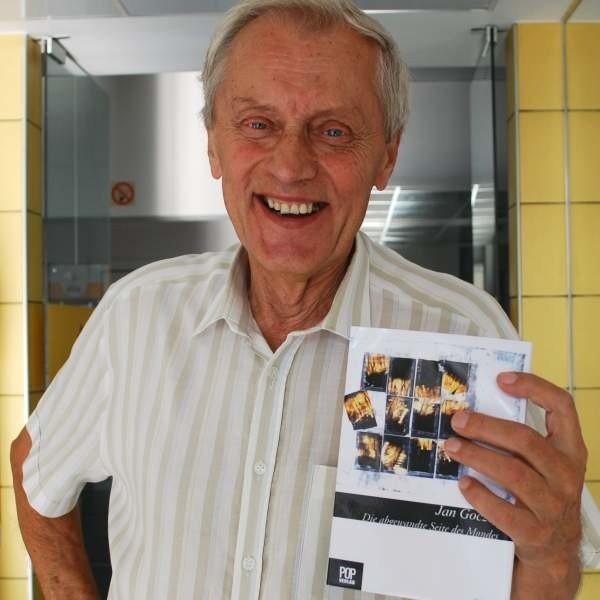 - Moje wiersze w przekładzie Urszuli Usakowskiej-Wolff nabrały nowych znaczeń - cieszy się Jan Goczoł.