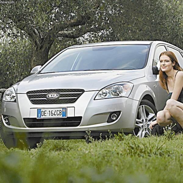 Ten samochód może się podobać.