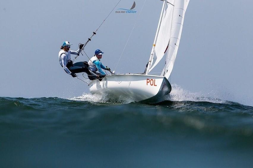 Polki w Tokio żegluje po medal w Tokio