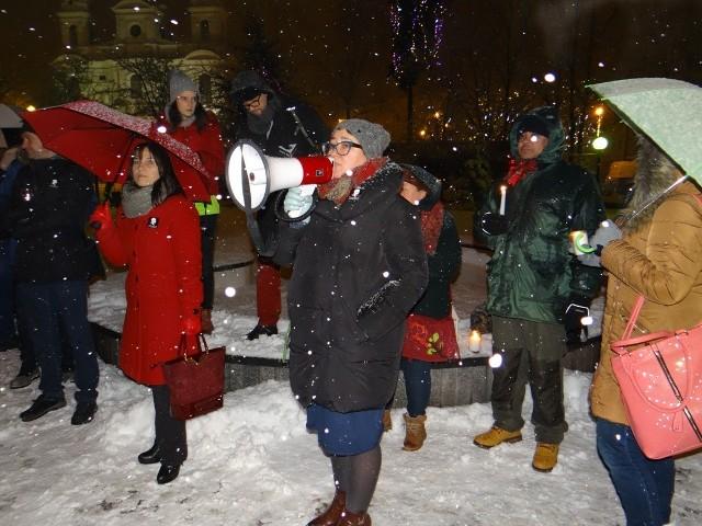 Strajk kobiet 2018 także w Radomsku