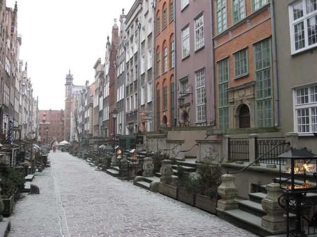 Gdańsk, ul. MariackaUlica Mariacka w Gdańsku